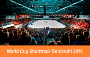 Afl 29: World Cup Shorttrack Dordrecht 2016