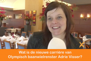 Afl. 31: De nieuwe carrière van Olympisch baanwielrenster Adrie Visser