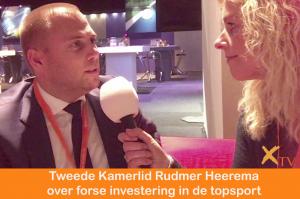 Afl. 46: Tweede Kamerlid Rudmer Heerema over forse investering in de topsport