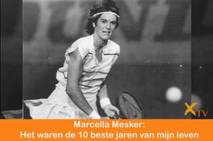 Afl. 47: Voormalig tennisster Marcella Mesker