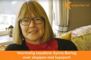 Voormalig topatlete Sylvia Barlag