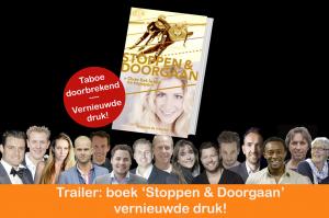 Trailer boek Stoppen & Doorgaan - vernieuwde druk!