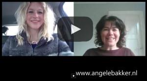 Te gast bij Angele Bakker: VIBE interview